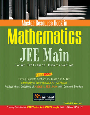 Master Resource Book In Mathematics JEE Main {PB} (English) 1st Edition by Prafful K Agarwal
