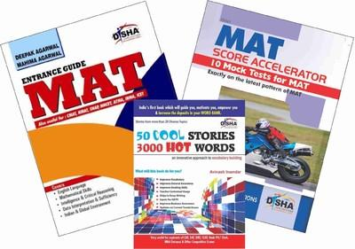 MAT Simplified: Theory + Exercises + 15 Practice Sets + GK + Comprehension + Vocabulary (English) by Disha Experts