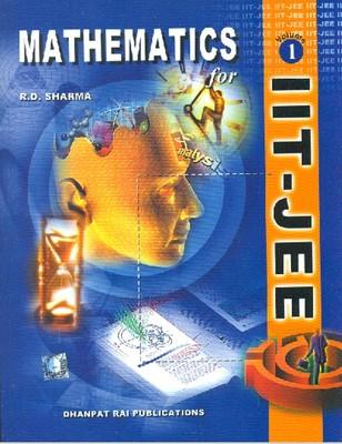 Mathematics for IIT - JEE (Set of 2 Volumes) (English) by Sharma R D