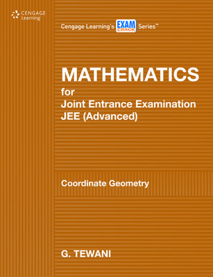 Mathematics for JEE (Advanced): Coordinate Geometry (English) 1st  Edition by Tewani