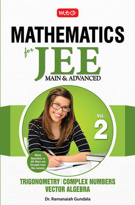 Mathematics for JEE (M and A) Vol. II Trigo.., Complex Number.... (English) by Ramanaiah Gundala