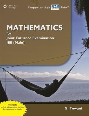 Mathematics for Joint Entrance Examination JEE (Main) (English) 1st Edition by G Tewani