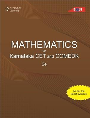 Mathematics for Karnataka CET and COMEDK 2nd  Edition by BASE