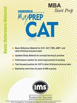 MBA Start Prep: Basic Reference Material (English) by IMS Learning Resources