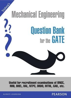 Mechanical Engineering Question Bank for the GATE (English) 1st  Edition by T I M E