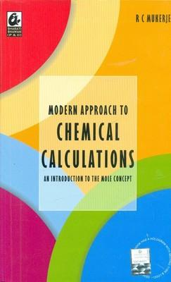 Modern Approach to Chemical Calculations PB (English)