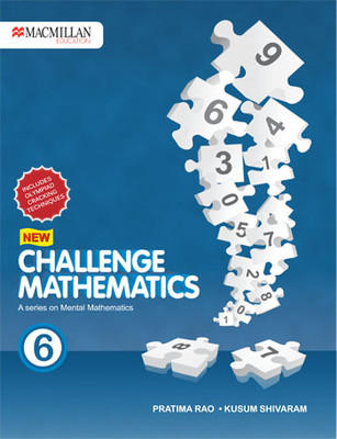 New Challenge Mathematics Book 6 (English) by Rao P