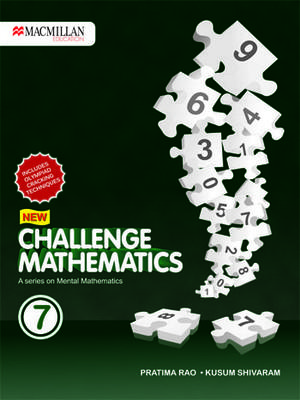 New Challenge Mathematics Book 7 (English) by Rao P