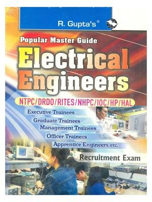 NTPC/NHPC/IOC/HP Electrical Engineering Guide (English) 01 Edition by RPH Editorial Board