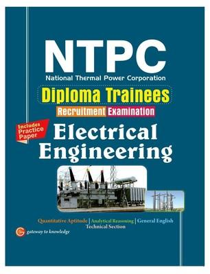 NTPC - Electrical Engineering : Diploma Trainees Recruitment Examination (English) 2nd Edition by GKP