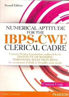 Numerical Aptitude for IBPS-CWE Clerical Cadre by Editorial Team Of Content Crop