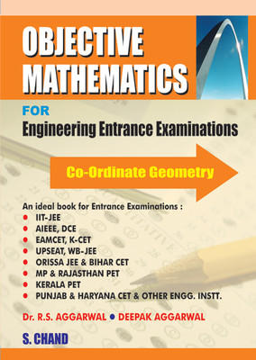 Objective Mathematics for Engineering Entrance Examinations : Differencial Calculas (English) 1st Edition by R S Aggarwal