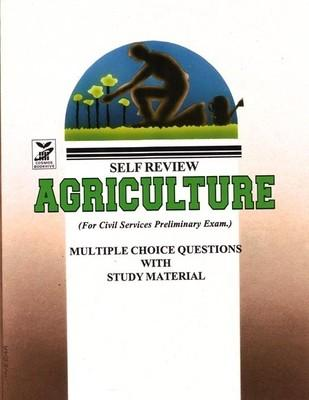 OBJECTIVE Agriculture for Civil Services Preliminary Exam (Paperback) (English) by Pratibha Pandey