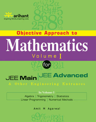Objective Approach to Mathematics (Volume 1) (English) 5th Edition