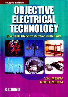Objective Electrical Technology (English) 4th  Edition by V K Mehta, Rohit Mehta