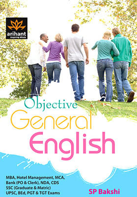 Objective General English (English) 2012 Edition by SP Bakshi