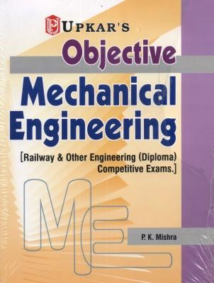 Objective Mechanical Engineering (English) 1st Edition by P K Mishra