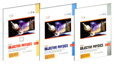 Objective Physics (Set Of 3 Volume) (English) by R C Lakhanpal