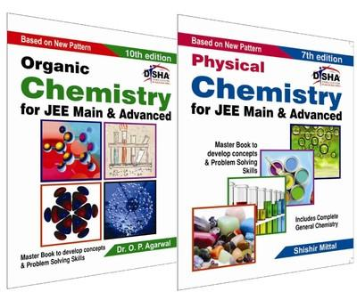 Organic & Physical Chemistry for JEE Main & Advanced by India