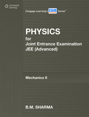 Physics for JEE (Advanced): Mechanics II (English) 1st  Edition by Sharma