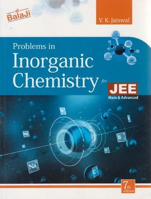 Problems In Inorganic Chemistry For JEE Main & Advanced by V K Jaiswal