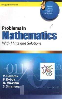 Problems In Mathematics With Hints And Solutions (English) by P Dybov