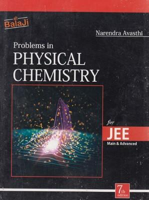 Problems In Physical Chemistry For JEE Main & Advanced by Narendra Avasthi
