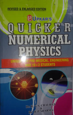 Quicker Numerical Physics: Medical & Engineering (English) by R V S Chauhan