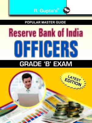 RBI Grade B Officers Exam Guide (English) by RPH Editorial Board