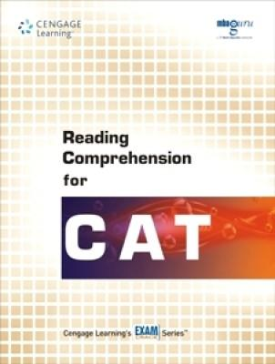Reading Comprehension For CAT (English) 1st  Edition by MBA Guru