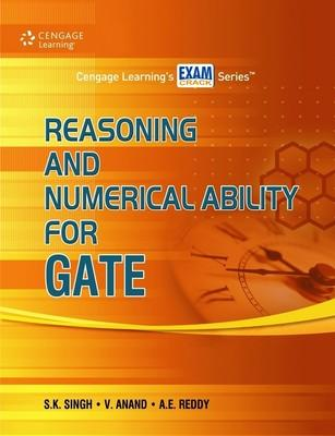 Reasoning & Numerical Ability for GATE (English) 1st  Edition by Singh, Reddy, Anand