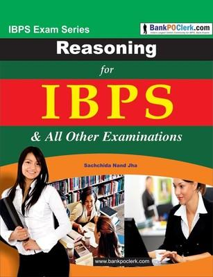 Reasoning for IBPS & All Other Examinations (English) by Sachchida Nand Jha