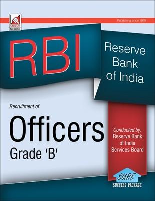 Reserve Bank of India - Recruitment of Officers Grade