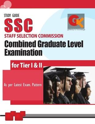 S S C Combined Graduate Level Examination PB (English) by G K P