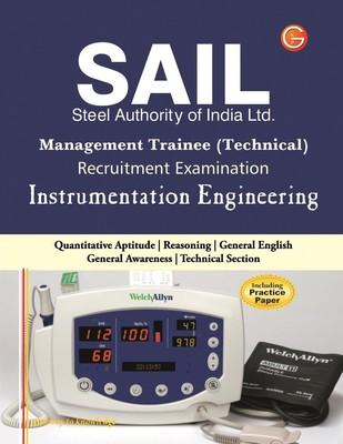 SAIL - Management Trainee Technical Instrumentation Engineering PB (English) 4th  Edition by GKP