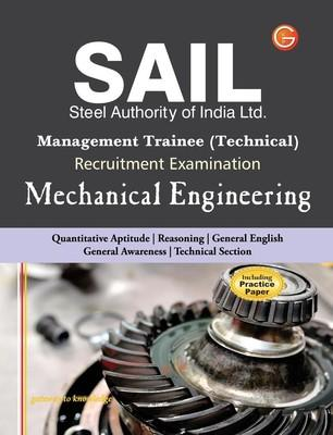 SAIL - Management Trainee Technical Mechanical Engineering PB (English) 4th  Edition by GKP
