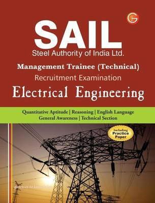 SAIL Management Trainee(Technical) Recruitment Examination Electrical Engineering (English) 4th  Edition by G K P