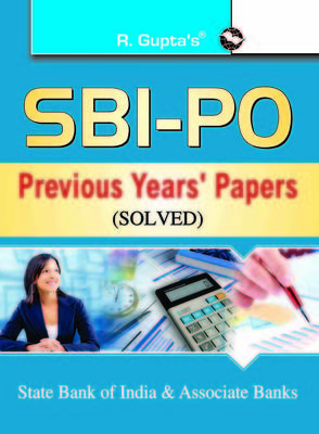 SBI - PO State Bank of India & Associate Banks : Previous year