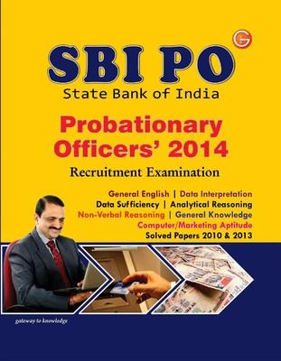 SBI PO - State Bank of India Probationary Officer