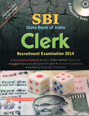 SBI Clerk (English) 4th  Edition by GKP