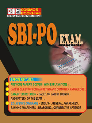 SBI-PO Entrance Exam Guide 2014 by CBH Editorial Board