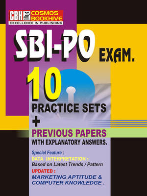 SBI PO Recruitment Exam Practice Sets With Previous Papers 2014 by CBH Editorial Board