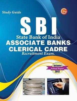 SBI State Bank of India Associate Banks Clerical Cadre Recruitment Exam Study Guide : SBI Clerk (English) by GK P