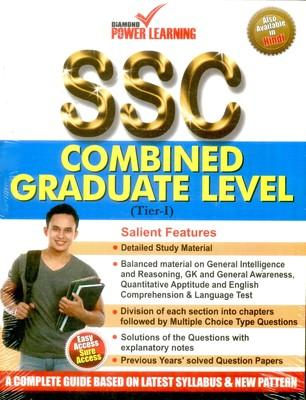 SSC - Combined Graduate Level Exam - Tier I (English) by Arvind Mohan Dwivedi, Kamlesh Sinha