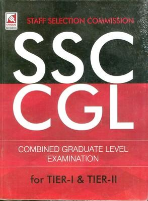 SSC CGL: Combined Graduate Level Examination for Tier - 1 & Tier - 2 (English) by Sanjay Kumar