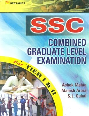 SSC Combined Graduate Level (Tier-I & II) (English) by Ashok Mehta