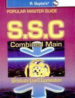 SSC Combined Main Graduate Level Examination (English) 01 Edition by Editorialrph Board