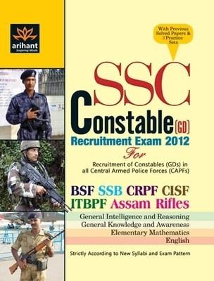 SSC Constable (GD) Recruitment Exam 2011 by