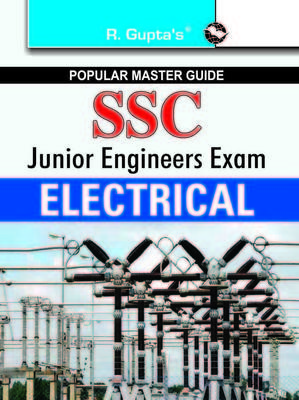 SSC Jr.Engineer (Elect) Exam Guide (English) 1st Edition by RPH Editorial Board