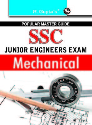 SSC Junior Engineers Mechanical Exam Guide (English) 1st Edition by RPH Editorial Board